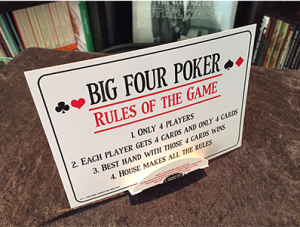 Big Four Poker Review - Magic Reviewed